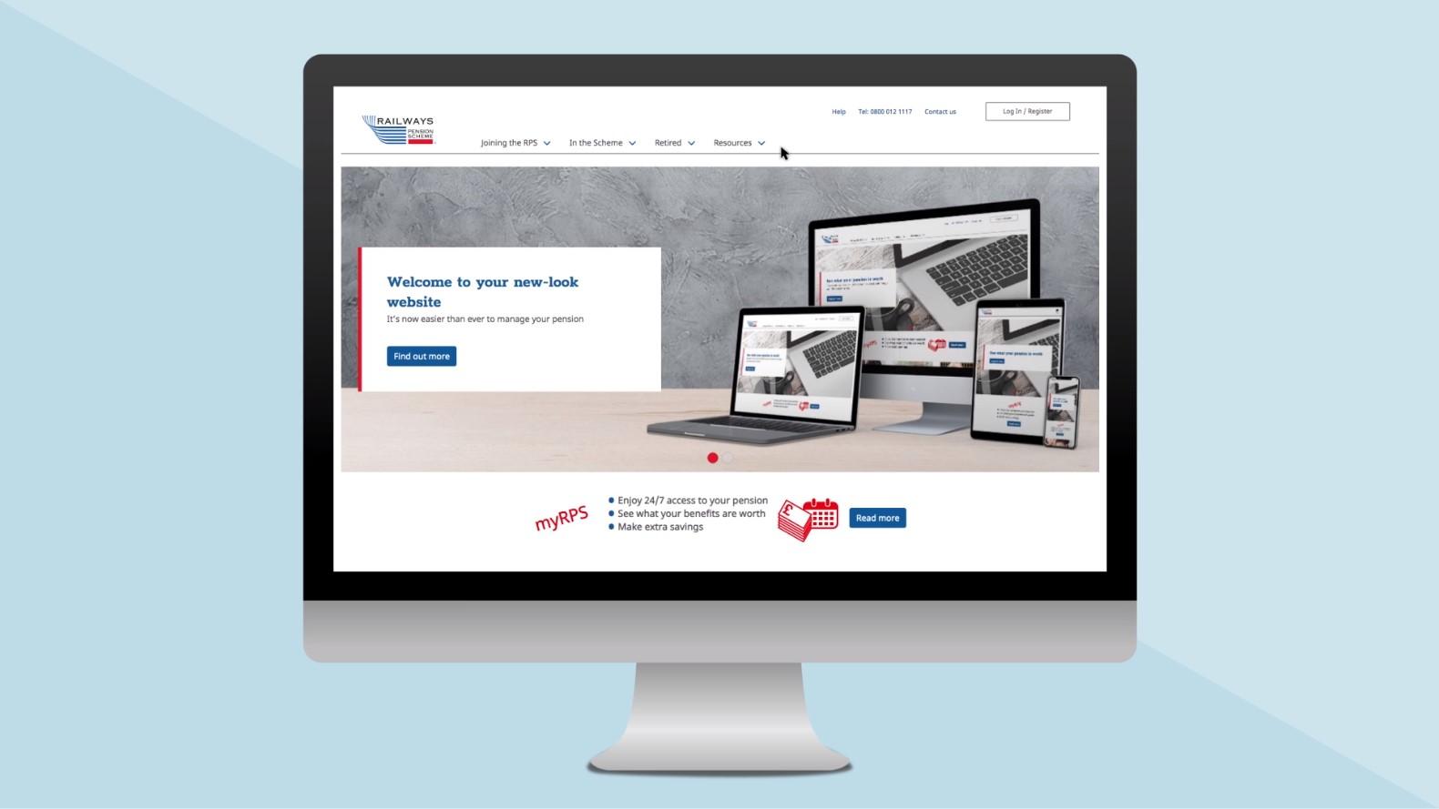 RPS website