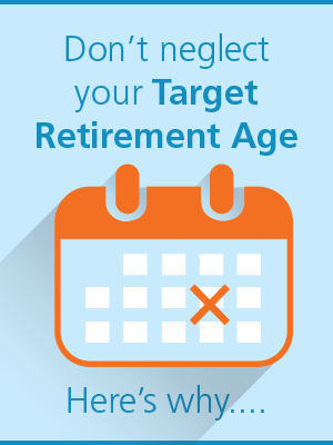 Update your Target Retirement Age